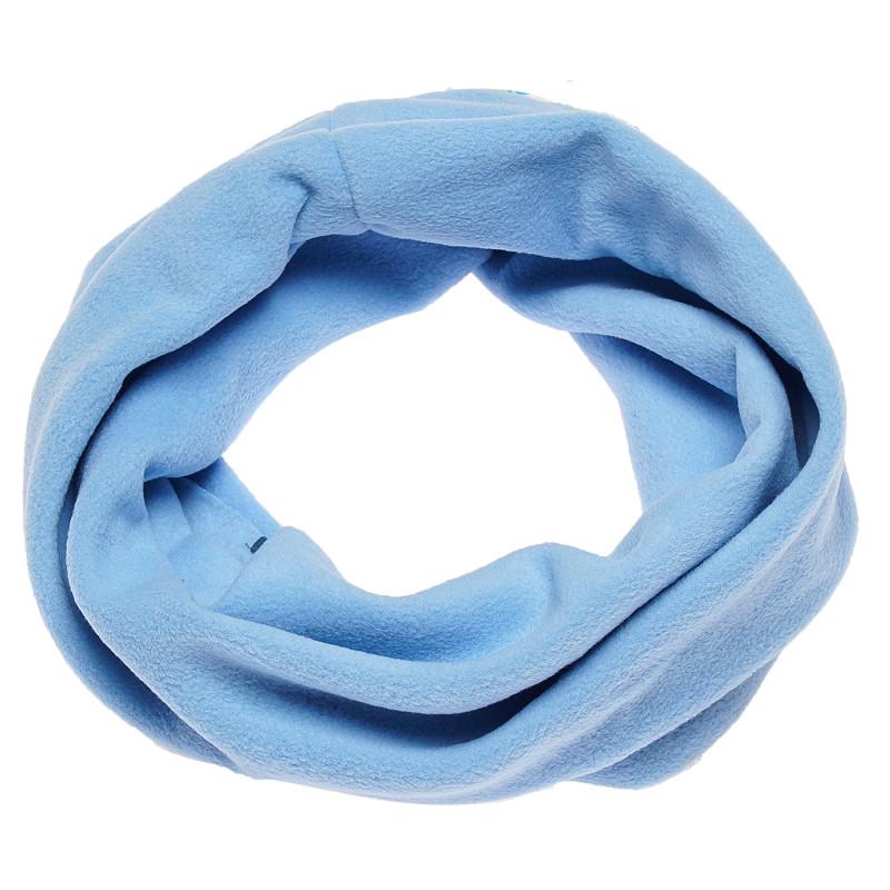 Fular de culoare albastră pentru băieți  100426