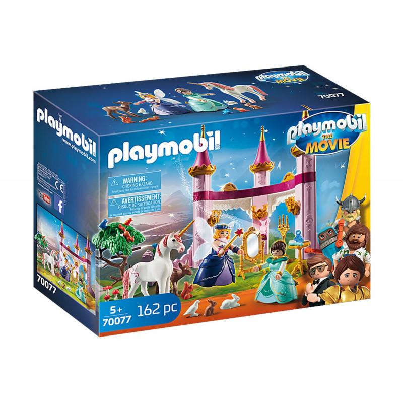 Playmobile - Marla și Robotitron în castelul de poveste  100451