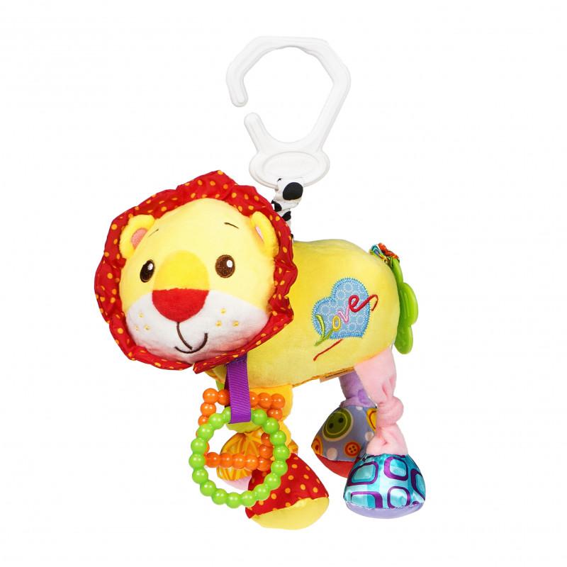 Jucărie leu, cu vibrație  100468