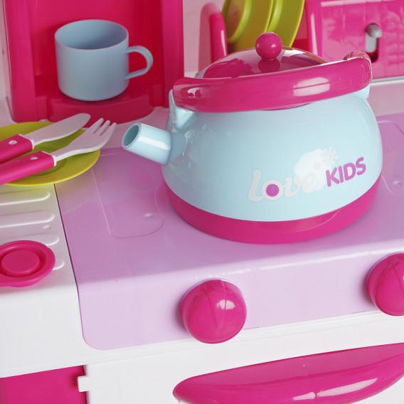 Set de joacă Bucătărie cu accesori ZIZITO Little Chef ZIZITO 100582 6