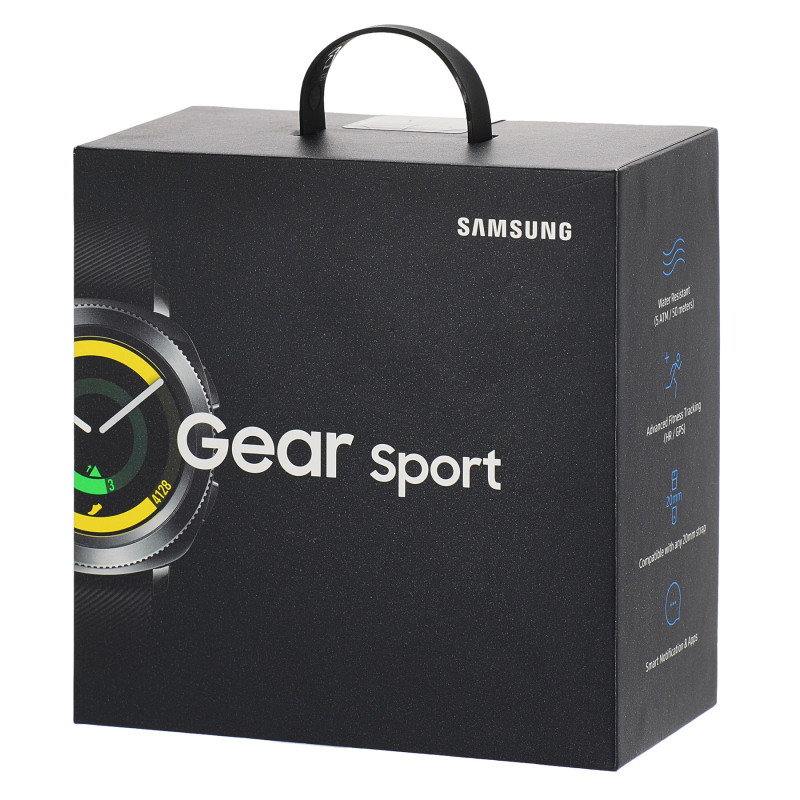 Watch Samsung Galaxy Gear Sport R600 Black  101269