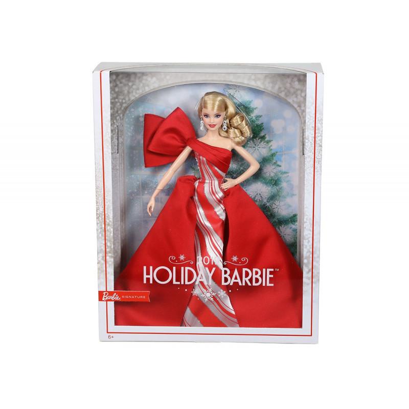 Barbie - Papușă de colecție pentru vacanța de iarnă, pentru fete  101725