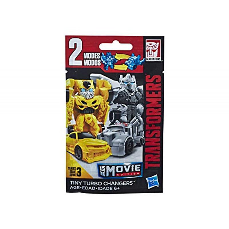Transformers - Tiny Turbo Changers E0692, pentru băieți  101782
