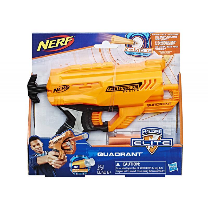 Nerf - AccuStrike Quadrant E0012 pentru băieți  101784