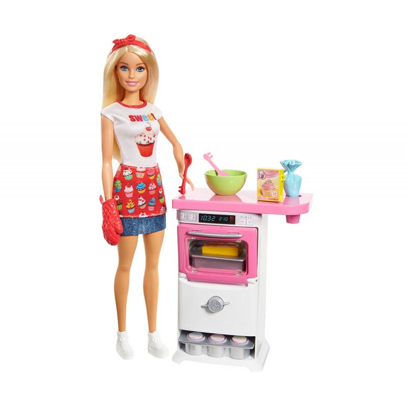 Set Chef Barbie pentru fete  101860