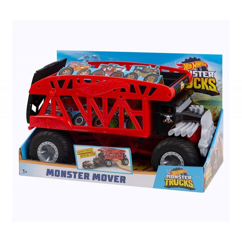 Monster Truck - Craniu fără roată pentru un băiat  101964