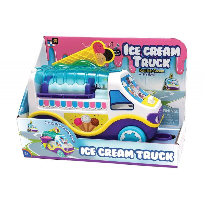 Camion cu înghețată  101974