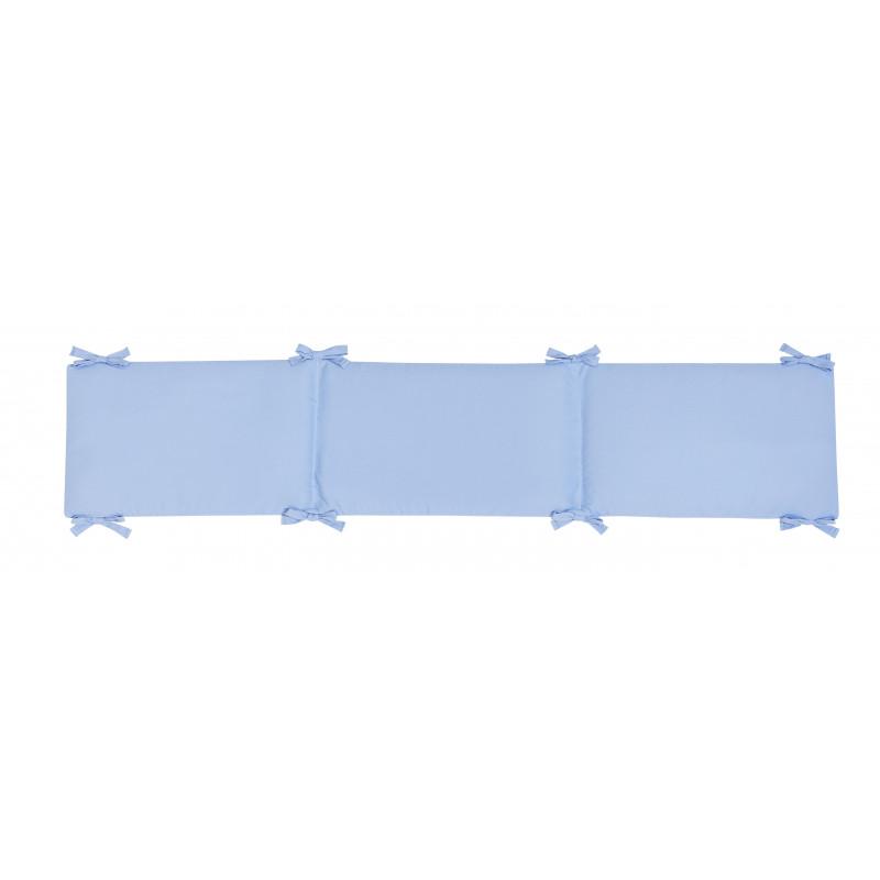 Lenjerie de pat din bumbac, albastru  102976