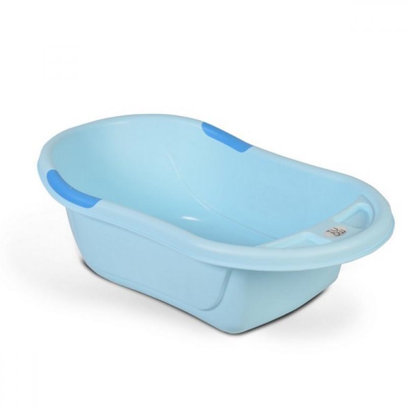 Cădiță de baie pentru copii confortabilă, de culoare albastră  103112
