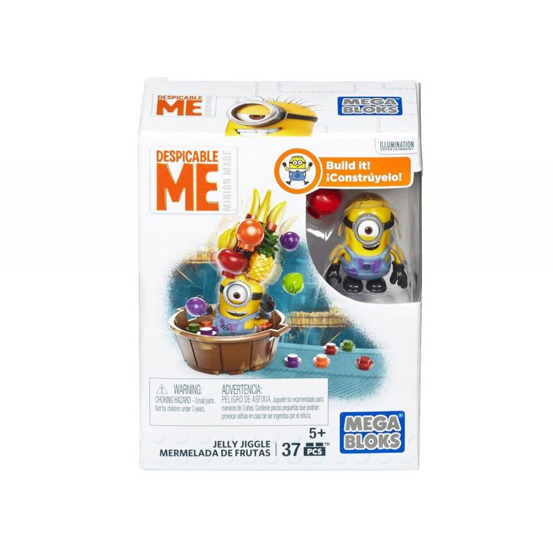 Set distractiv cu minion - Mega Bloks  103211