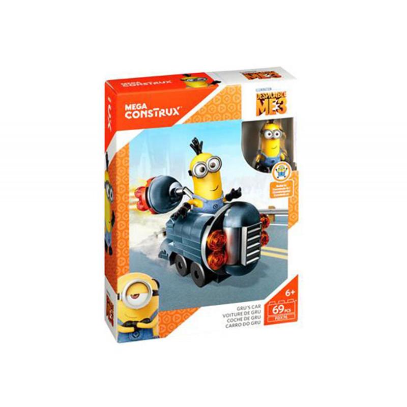 Mașina lui Gru - Mega Bloks, Minions  103213