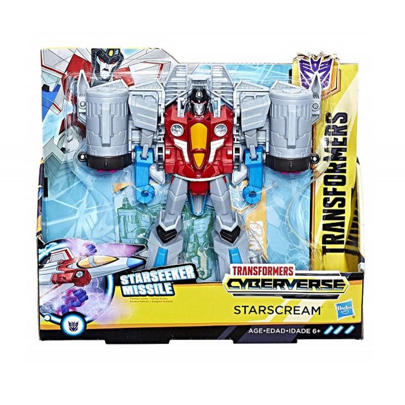 Transformers - Figurină Cyberverse Hive Swarm pentru băieți  103434