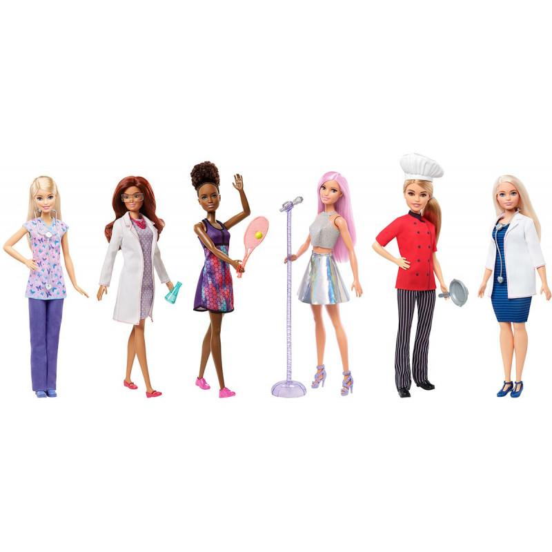Păpușă Barbie - profesii   103443