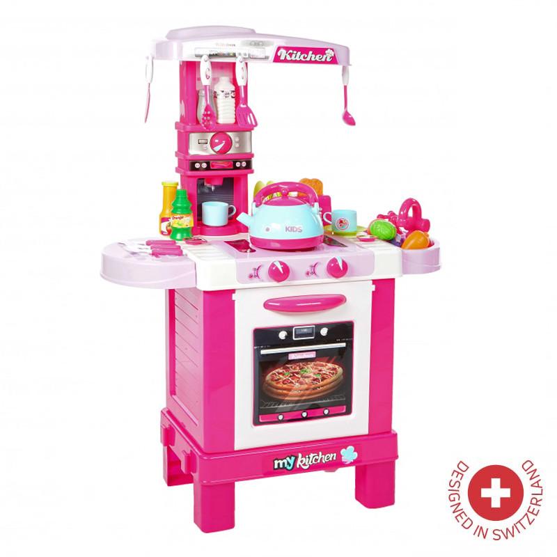 Centru de bucătărie cu inducție Little Chef ZIZITO cu lumină, sunet și abur  103485