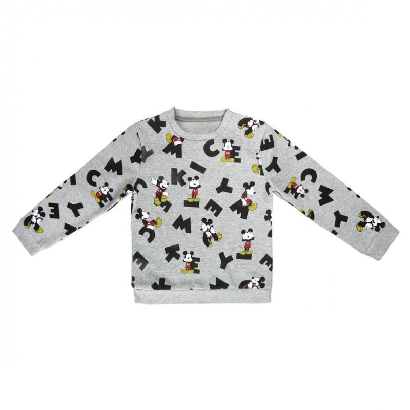 Hanorac băieți, imprimeu Mickey Mouse  1055