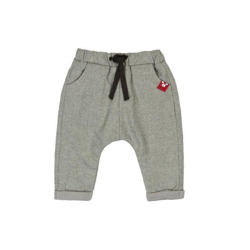 Pantaloni cu căptușeală și aplicație pentru băieți  106