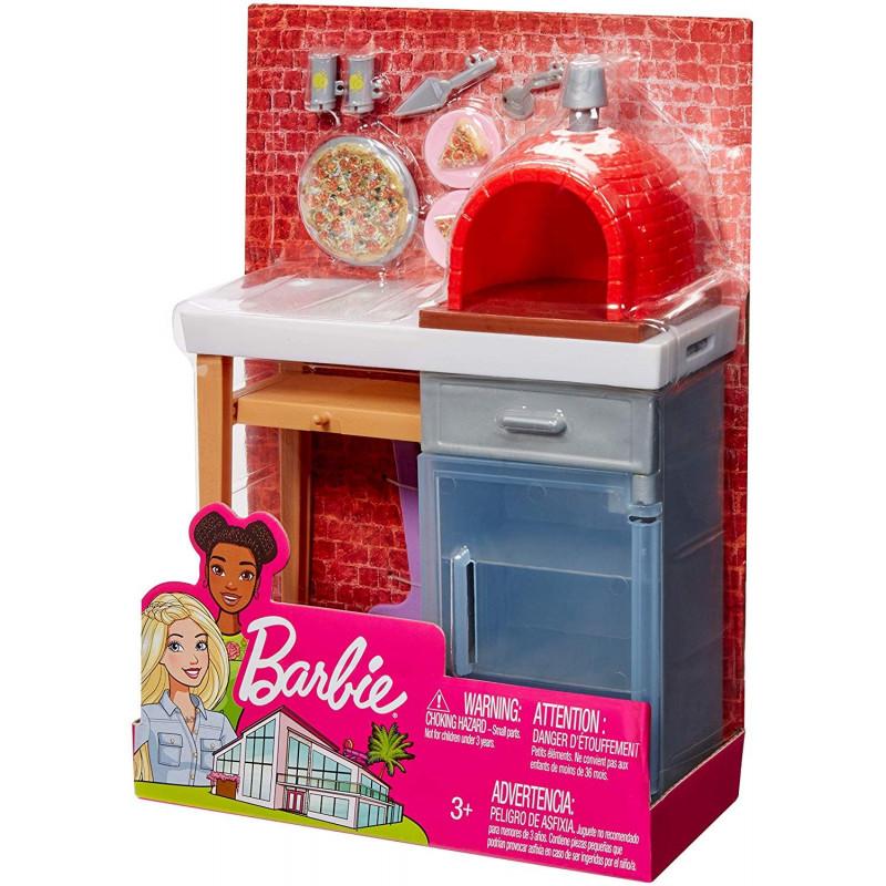 Set de joc Barbie mobilier pentru grădină, pentru fete  106167