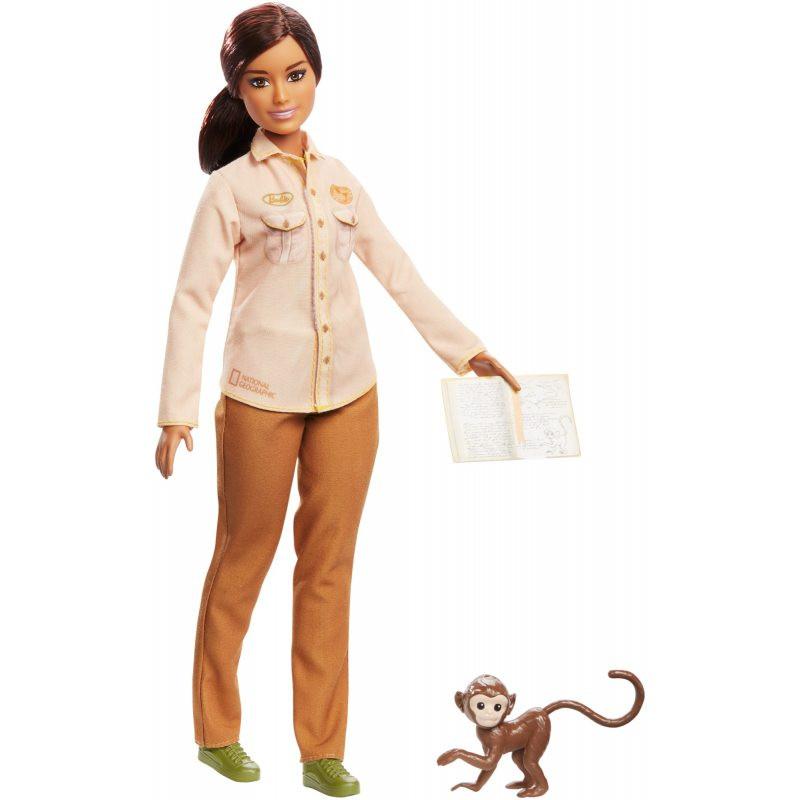 Păpușa Barbie - National Geographic, pentru fete  106182