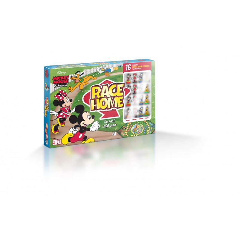 Joc de societate Mickey & Friends Race Home   106236