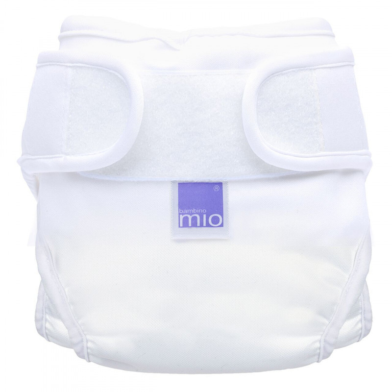 Chiloței refolosibili - alb Dimensiune: 1, până la 9 kg, 1 buc  106794