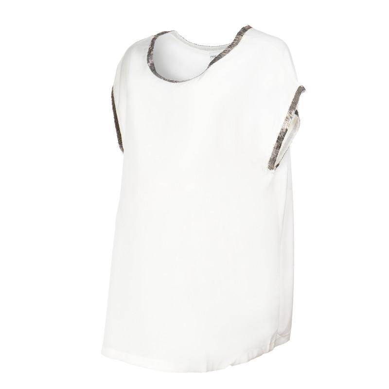 Bluză fără mâneci gravide  106937