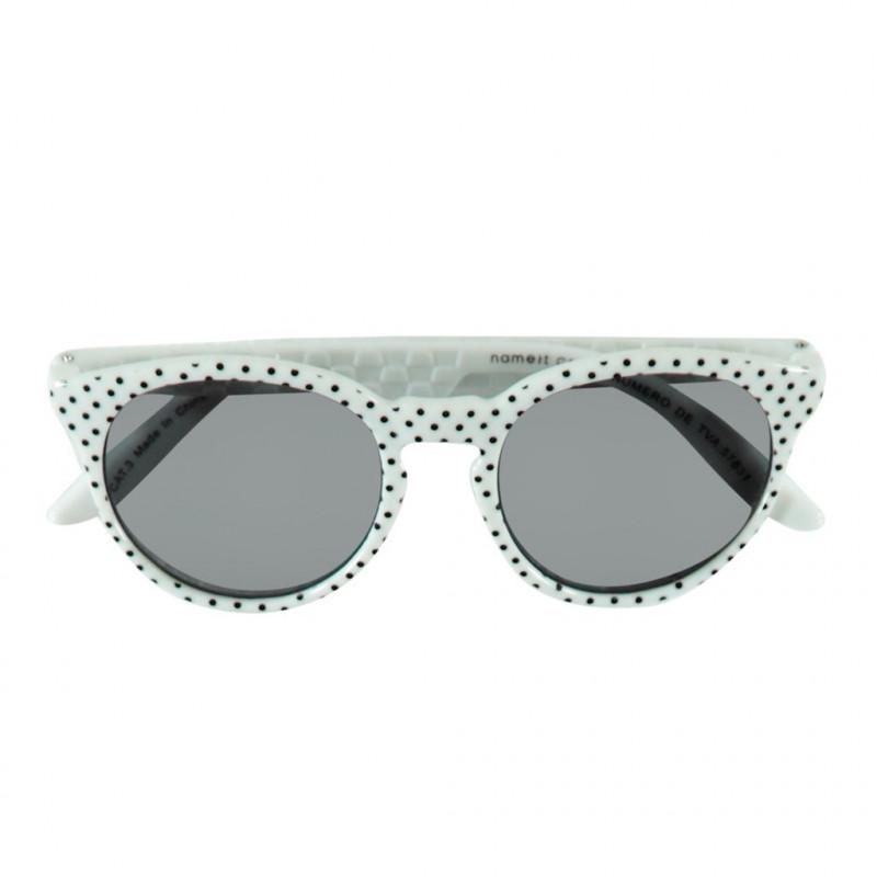 Ochelari de soare albi pentru fete  107143