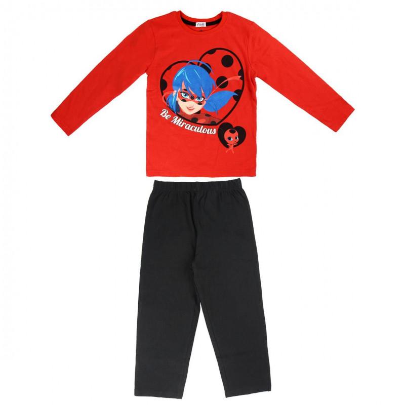Lady Bug pijama pentru fete  1072