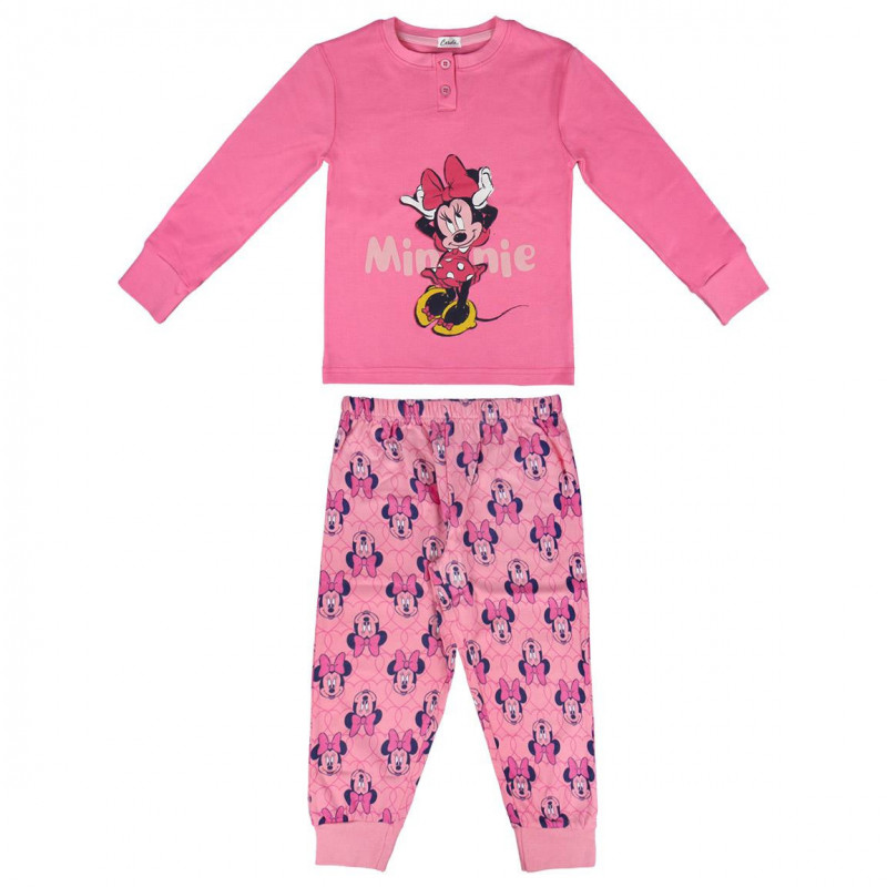 Pijamale Minnie Mouse pentru fete  1087