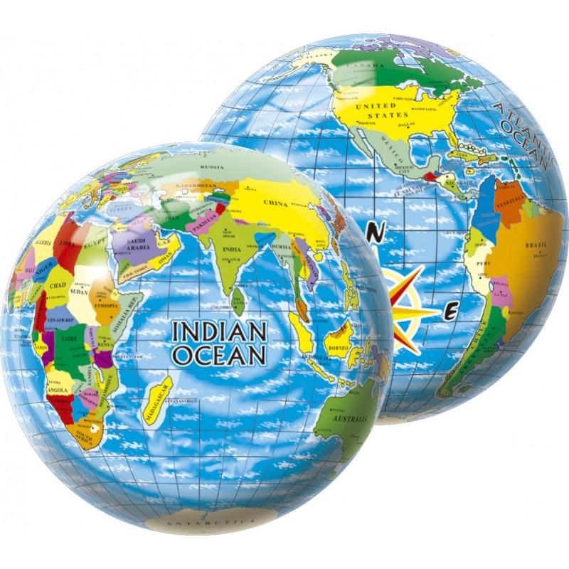 Minge Harta Lumii  1165