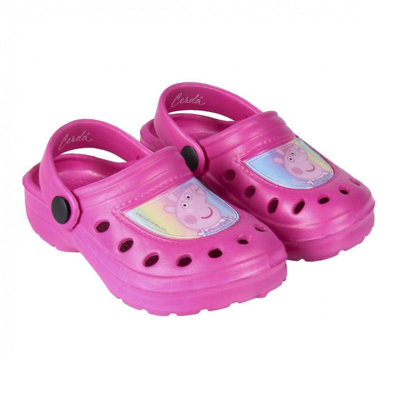 Papuci cu imprimeu Peppa Pig pentru fete  118999