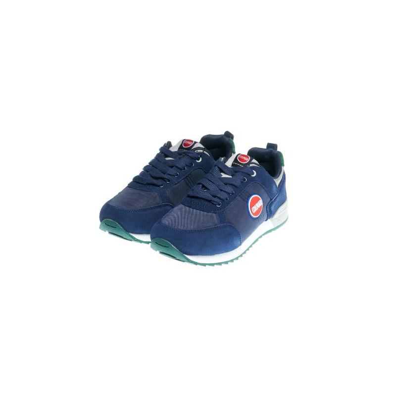 Pantofi sport pentru băieți, în albastru  12389