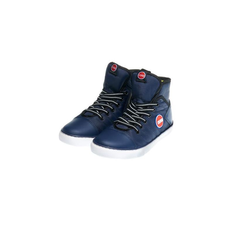 Pantofi sport pentru băieți, cu șireturi și fermoar lateral  12406
