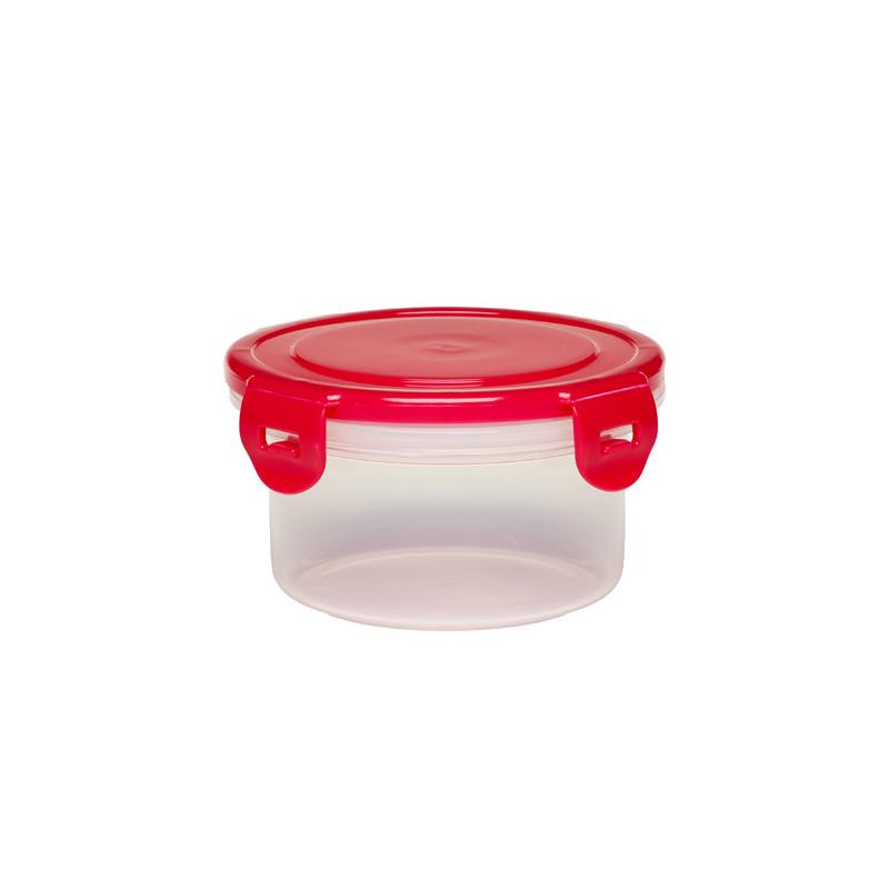Cutie pentru depozitarea alimentelor cu capac roșu  1264