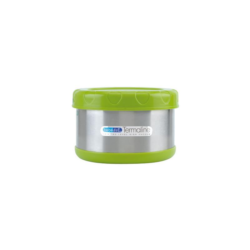 Termos alimentar plastic, 500 ml, verde  1272