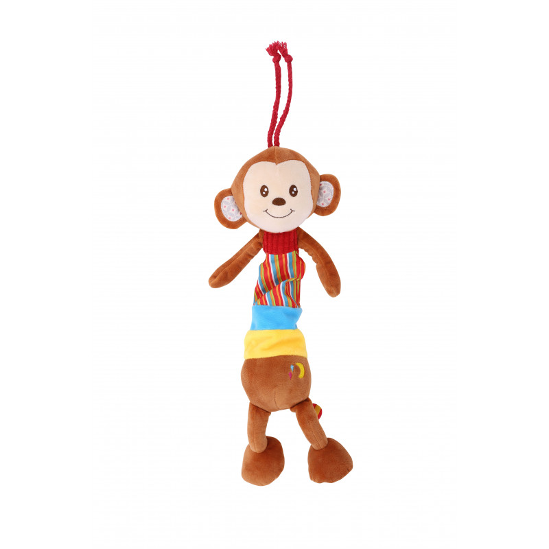 Jucărie muzicală maimuță  1398