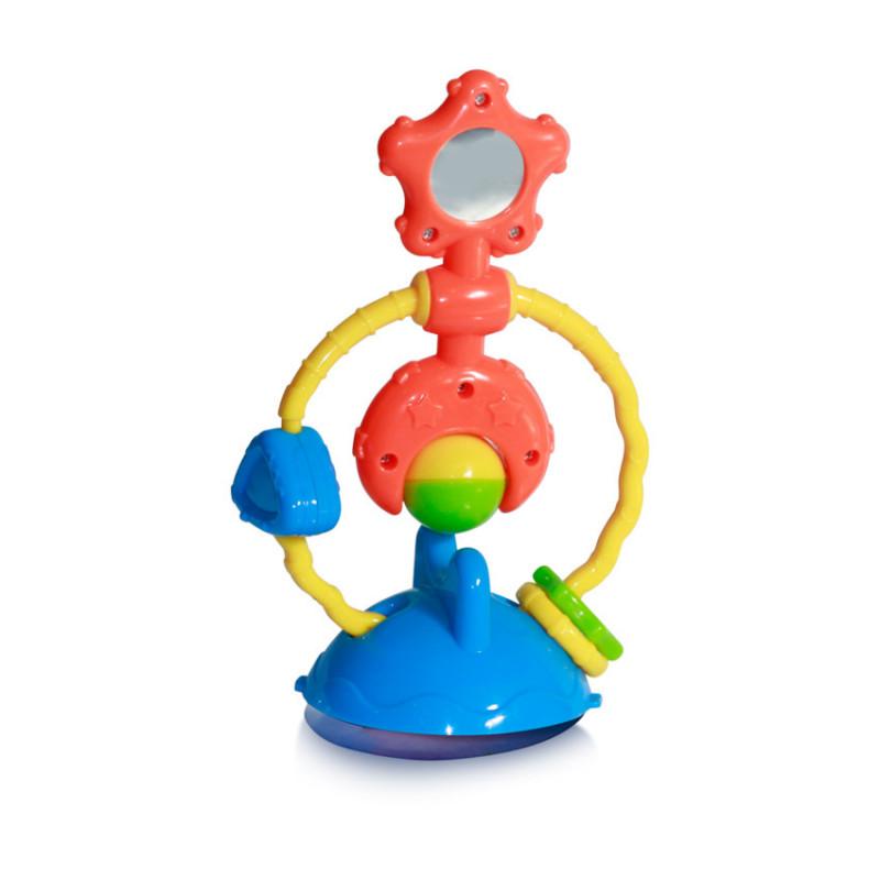 Jucărie de bebeluși cu ventuză  1424