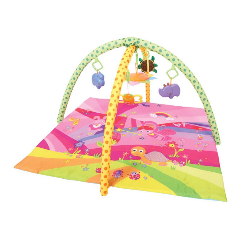 Covoraș Fairy Tale cu Jucării, culoare roz  1433