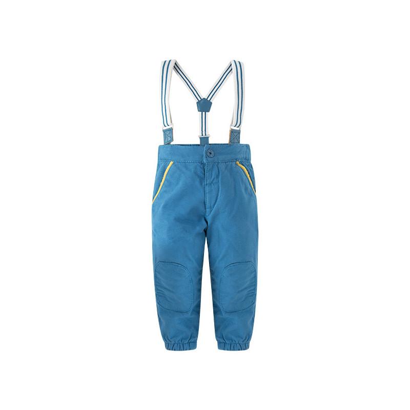 Pantaloni cu bretele pentru băieți  1596