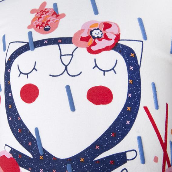 diverse stiluri online aici stil de moda Bluză cu mâneci lungi de copii 39227 Tuc Tuc pentru fată | Cu ...
