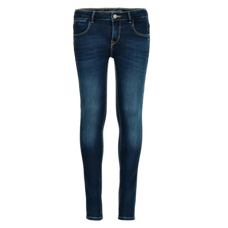 Pantaloni de jeans fit pentru fete  182172