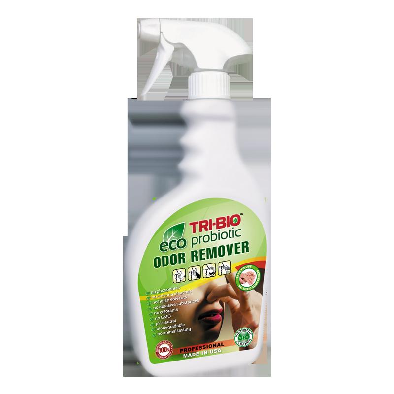 Soluție probiotică pentru eliminarea mirosului, flacon de plastic cu pulverizator, 420 ml  18972
