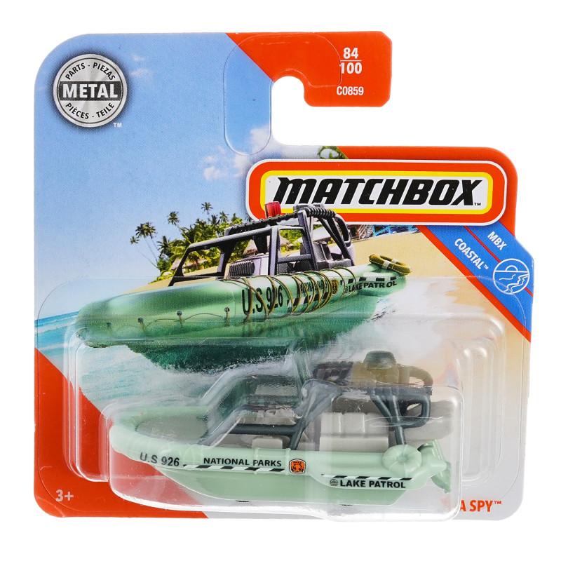Mașină metalică Matchbox, sortiment  202908