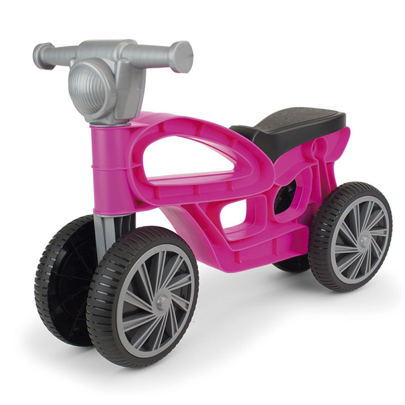 Bicicletă de echilibru MINI CUSTOM, violet, 55 x 20 x 40 cm  207210