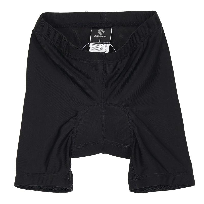 Pantaloni scurți de ciclism, negri  207355