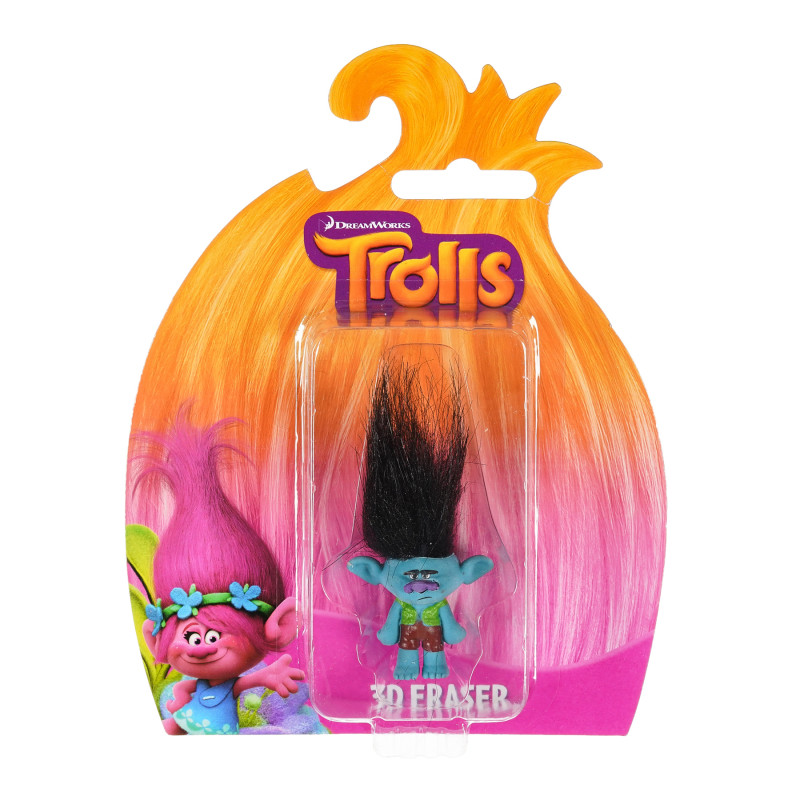 Radieră pentru creion Troll, 3D №2  207447