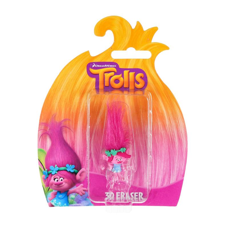 Radieră pentru creion Trolls în 3D №3  207449