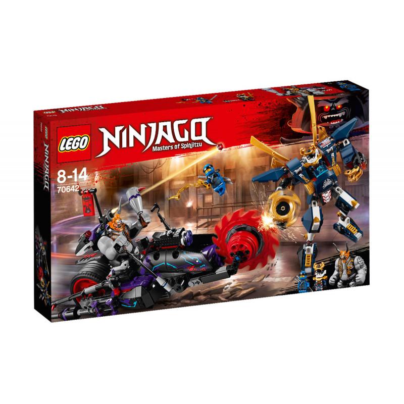 Lego Ninjago - Killow contra Samurai  20761