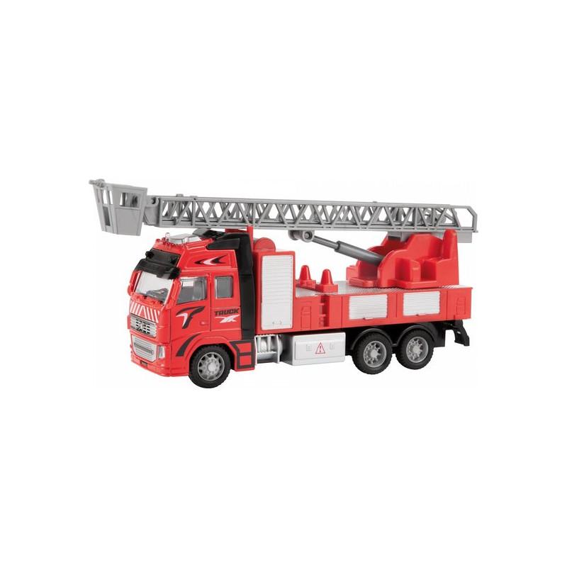 Camion de pompieri pentru copii, 12 cm  207620