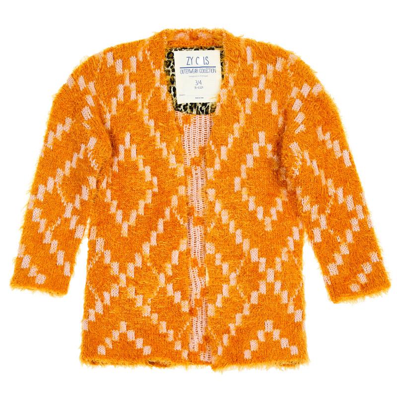 Jachetă portocalie  209179