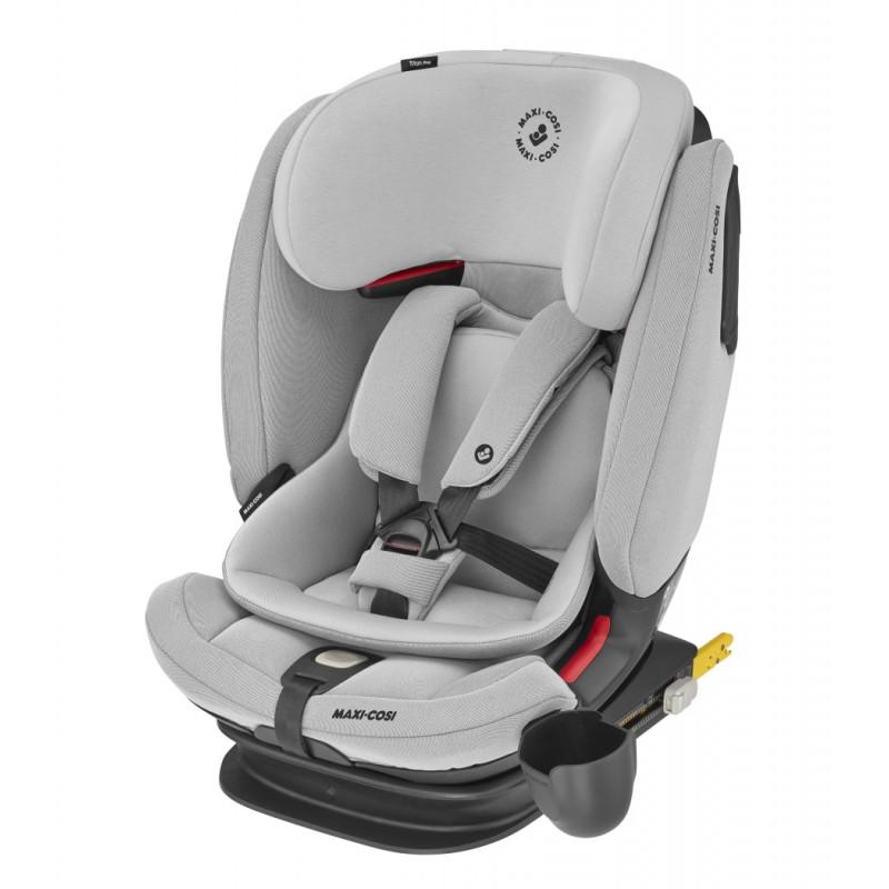 Scaun auto Titan Pro Authentic Grey 9-36 kg.  209388